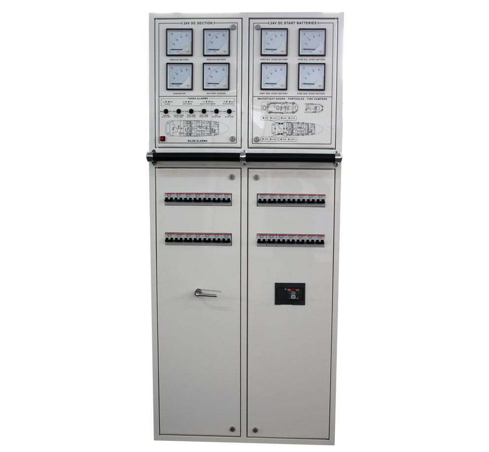 24VDC Main Switchboard x sito