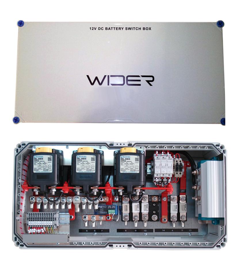 battery switch box